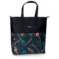 Geanta shopping 37 cm Pepe Jeans Pasqui 71976.61