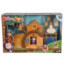 Masha Play Set Big Bear House 109301032