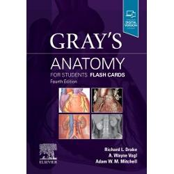 Gray s anatomy for students flash cards imagine librarie clb