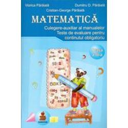 Matematica pentru clasa I - culegere auxiliar