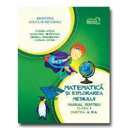 Matematica si explorarea mediului clasa I partea a II a  CD