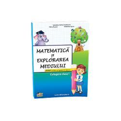 Matematica si explorarea mediului Culegere clasa I