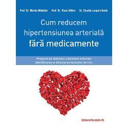 GHID COMPLET DE M&258;SURI ALTERNATIVE LA MEDICA&538;IESc&259;derea hipertensiunii arteriale chiar &537;i f&259;r&259; administrarea de medicamente este posibil&259; &238;n mai multe moduri Prin urmare m&259;surile care nu necesit&259; medicamente au un loc asigurat &238;n tratamentul hipertensiunii Tratamentul medicamentos imediat este necesar doar &238;n pu&539;ine cazuri Scopul acestei c&259;r&539;i este oferirea unui ajutor practic &238;n terapia zilnic&259; a
