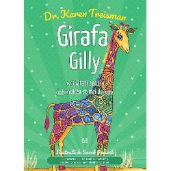 O resurs&259; minunat&259; pentru s&259;n&259;tatea &537;i bun&259;starea mental&259; a copiilor Jane Evans expert în parenting &537;i traum&259;Girafa Gillyeste o poveste încânt&259;toare despre o giraf&259; care înva&539;&259; s&259;-&537;i observe punctele forte &537;i lucrurile care o fac diferit&259; de ceilal&539;i &537;i s&259; le pre&539;uiasc&259; În plus cartea include multe activit&259;&539;i