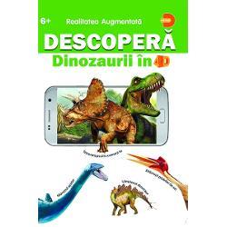 Aceasta carte se bazeaza pe studii stiintifice si pe informatii culese din expeditii in urma multor ore de munca in laboratoare Speram ca aceasta carte te va face sa indragesti dinozaurii si mai mult decat atat poate chiar te va inspira sa faci propriile descoperiri uimitoare intr-o ziOamenii de stiinta care studiaza dinozaurii sunt cunoscuti sub numele de paleontologi Paleontologii lucreaza la fel ca detectivii examineaza dovezile pe care animalele disparute le-au lasat in urma