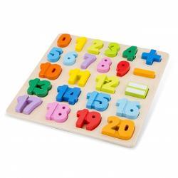 Puzzle Numere NC10539