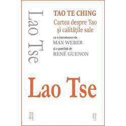 """Tao Te Ching datand din secolul al VI-lea iHr este un text clasic al taoismului filosofic care a influentat profund toate sistemele de gandire si religiile Chinei Acest text de numai 5000 de caractere a cunoscut o popularitate globala fiind tradus in majoritatea limbilor In urma raspandirii Tao Te Ching pe durata a doua milenii si jumatate a iesit la iveala faptul ca Lao Tse este asemenea unui """"fluviu care aduna apele culturii orientale si occidentale devenind o comoara a"""