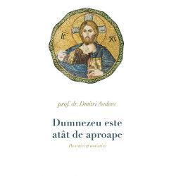 """""""Dumnezeu este aproape Chiar nespus de aproape"""" Aceasta e concluzia la care a ajuns &537;i c&259;reia ne face p&259;rta&537;i în urma întâlnirilor sale cu personalit&259;&355;i ale Bisericii Ortodoxe cu duhovnici iscusi&355;i dar mai ales cu cre&351;tini smeri&355;i &351;i ne&351;tiu&355;i cunoscutul psihoterapeut ortodox Dmitri Avdeev – încercat în ultimii ani de o boal&259; grea peste care trece îns&259; cu"""