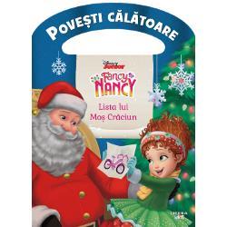 """D&259; frâu liber imagina&539;iei &537;i intr&259; în lumea filmelor Disney Cite&537;te despre aventura lui Fancy Nancy &537;i afl&259; ce idei minunate are feti&539;a Distrac&539;ie """"magnific&259;"""""""