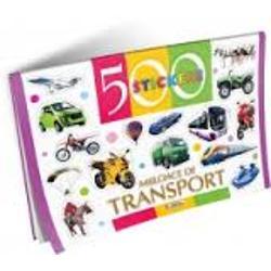500 Stickere - Mijloace de transport