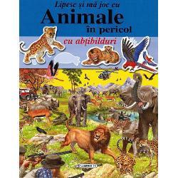 Animalele salbatice in pericol