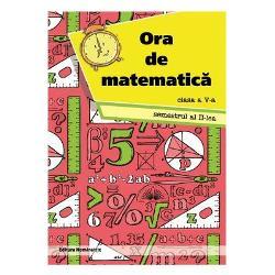 Ora de matematica clasa a V a semestrul II
