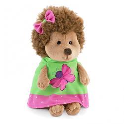Fluffy, fetita arici in rochita cu fluturi, 15cm 702/15