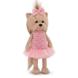 Jucariile Orange Toys sunt create pentru a face oamenii sa zambeasca dar totodata sunt si prieteni ideali de joaca de drum de vacanta si aventuraCine credeti ca ii poate rezista acestei minunate cateluse imbracata in eleganta ei rochie roz