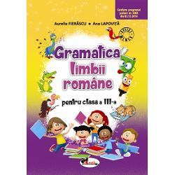 Gramatica limbii romane clasa a III a