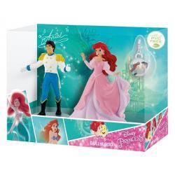 Set de joaca Disney Princess Ariel si Eric cu medalionDescriereArieleste fiica cea mai mic&259; a