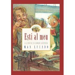 Mingi fistichii Cutii colorateErau ultima moda in oraselul Wemmik Toti omuletii din lemn le aveau cu exceptia lui Pancinello Dorind sa semene cu ceilaltise hotari sa faca ce faceau ei oricare ar fi fost pretul Insa niciodata nu si-a inchipuit ca avea sa-l coste asa scump Dar Eli creatorul lui s-a folosit de acel moment ca sa-i aduca aminte lui Pancinello de acest adevar ESTI PRETIOS NU DATORITA LUCRURILOR PE CARE LE AI CI PENTRU CA ESTI AL