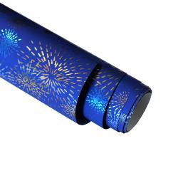 Hartie pentru ambalat cadouri Craciun 150×70 cm artificii diverse modeleDimensiuni 150 x 70 cm