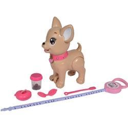 Jucarie Caine Chi Chi Love Poo Puppy cu Accesorii