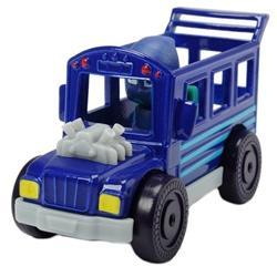 CaracteristiciMasina Dickie Toys Eroi in Pijamale Night Ninja Bus este o jucarie conceputa pentru orice copil deci cu siguranta o sa fie un cadou iubit si apreciat de acestiaProdusul include o figurina Ninja si masinuta saMasinuta poate gazdui oricare dintre figurinele Eroi in PijamaleDimensiunea jucariei este de 7 cm si este recomandata copiilor de peste 3 aniRotile sunt