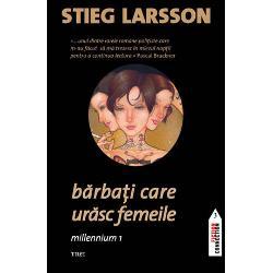 Jurnalist suedez Stieg Larsson a murit in 2004 in mod nea teptat in urma unei crize cardiace la varsta de 50 de ani imediat dupa ce apucase sa i predea editorului sau Millennium o serie de trei romane insumand 1935 de pagini Millennium a devenit intre timp un fenomen editorial In  arile nordice  nici o carte in afara de Biblie nu a mai inregistrat astfel de vanzari  33   Mikael Blomkvist un jurnalist cazut in dizgra ie este angajat sa faca investiga ii asupra unui caz neobi nuit Insa