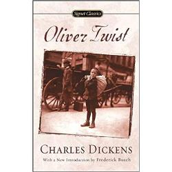 Oliver Twist imagine librarie clb