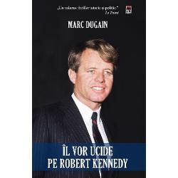- Eu sunt convins ca Bobby cand s-a decis sa se prezinte la prezidentialele din 1968 stia ca va muri ca nu are nicio sansa sa urce pe ultima treapta Si totusi se decide s-o faca Iata un barbat care este seful unui trib irlandez casatorit tata a 11 copii al carui frate a fost asasinat cu cinci ani inainte Vreau sa demonstrez ca stia ca avea sa fie asasinat si ca in pofida acestui lucru a decis sa intre in alegerile preliminare