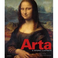 """""""Arta spal&259; din suflet praful vietii cotidieneF&259; un tur ghidat al celor mai influente 2 500 de picturi &537;i sculpturi ale lumii de la arta preistoric&259; la capodoperele modernit&259;&539;ii Cu o prezentare atr&259;g&259;toare ca într-un catalog cronologic Arta înf&259;&539;i&537;eaz&259; mai bine de 700 de arti&537;ti de-a lungul pietrelor de hotar ale istoriei artei cu analize am&259;nun&539;ite ale unor"""