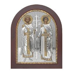 Sfintii Constantin si Elena 19.8x24.7cm EP5-011xAG/P