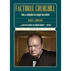 """Boris Johnson exploreaz&259; în paginile acestui volum din ce anume este constituit """"factorul Churchill"""" – acea inteligen&539;&259; unic&259; a unuia dintre cei mai importan&539;i lideri ai secolului XX Demontând miturile &537;i prejudec&259;&539;ile care au d&259;inuit al&259;turi de realitate Johnson realizeaz&259; – cu inteligen&539;a &537;i pasiunea caracteristice – portretul unui om al contradic&539;iilor al curajului"""