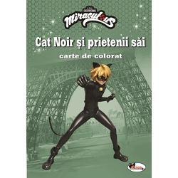 Asemenea prietenei &537;i colegei lui Marinette Dupain-Cheng &537;i Adrien Agreste are un secret bine p&259;stratCu ajutorul unei mici creaturi kwamiul Plagg Adrien se transform&259; în supereroul Cat Noir un tip rapid curajos &537;i agil ca o felin&259; El i se al&259;tur&259; lui Ladybug în ac&539;iunea de salvare a Parisului &537;i de&537;i nu &537;tie îl va