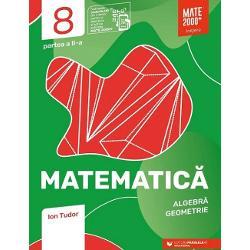 Avizat MEC conform OM nr 625021122020Cea mai popular&259; &351;i mai longeviv&259; colec&355;ie de matematic&259; din Rom&226;nia&160;MATE 2000 a Editurii Paralela 45 reprezint&259; de mai bine de dou&259; decenii&160;suportul num&259;rul 1 de &238;nv&259;&355;are a matematicii pentru majoritatea elevilor din &238;nv&259;&355;&259;m&226;ntul preuniversitar at&226;t prin activit&259;&355;ile matematice de