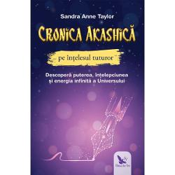 Cronica Akashica imagine librarie clb