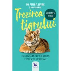 Trezirea tigrului imagine librarie clb