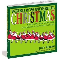 Holiday trivia from best-selling author of the arcane Joey Green who has been called a connoisseur of unconventionality Priced and sized to fit perfectly in a stocking The perfect gift for the Christmas-obsessedChristmas compiles the mishaps the mayhem the hideous sweaters and inedible fruitcakes the momentous births and untimely deaths and the crimes and catastrophes that have taken place on Christmas Where else would you learn that Werner Erhard send out 62824 personal greeting