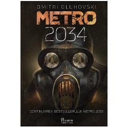Metro 2034 imagine librarie clb