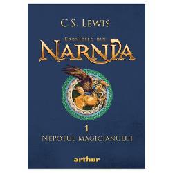 Conicile din Narnia 1. Nepotul magicianului imagine librarie clb