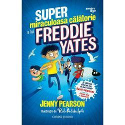 Lui Freddie Yates îi plac faptele &350;i imediat ce descoper&259; c&259; tat&259;l s&259;u biologic este înc&259; în via&355;&259; porne&351;te în c&259;utarea lui urm&259;rind indiciile Împreun&259; cu doi prieteni Freddie Yates începe o aventur&259; super amuzant&259; &537;i încânt&259;toare într-o vacan&539;&259; de var&259; pres&259;rat&259; cu câteva minuni pe parcurs Dup&259; un &351;ir de
