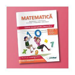 Matematica clasa a III a caietul elevului