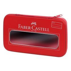 Penar metalic neechipat Faber Castell 201301 imagine librarie clb