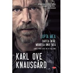 Devenit p&259;rinte Karl Ove Knausgård se reg&259;se&351;te în fa&355;a propriului eu un pu&351;ti sensibil care cre&351;te în umbra unui frate sociabil a unei mame adesea absente &351;i a unui tat&259; cu accese de mânie imprevizibile Maturizarea lent&259; a sentimentelor flirturile nelini&351;tite pasiunea pentru rock compun cu o onestitate dureroas&259; romanul unui adolescent hipersensibilO c&259;l&259;torie afectiv&259; de o