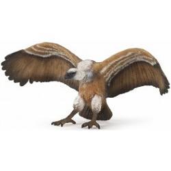 Vultur - Figurina PapoJucariaVultureste o figurina pictata manual care aduce produsul foarte aproape de realitate prin cele mai mici detalii realizate cu o acuratete inaltaFigurinaVulturpoate fi o jucarie educationala pentru copii dar si o piesa de colectie pentru