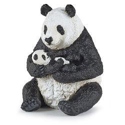FigurinaPanda cu pui poate fi o jucarie educationala pentru copii dar si o piesa de colectie pentru pasionatii fara varstaJucarianu contine substante toxiceDimensiuni 63 x 71 x 55 cmVarsta 3