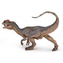 Papo dilophosaurus P55035