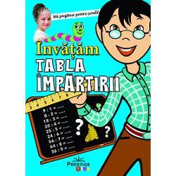 Invatam tabla impartirii imagine librarie clb