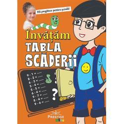 Invatam tabla scaderii imagine librarie clb