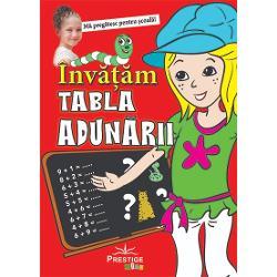Invatam tabla adunarii imagine librarie clb