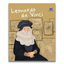 Leonardo Da Vinci imagine librarie clb