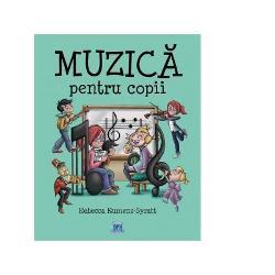 Muzica pentru copii imagine librarie clb