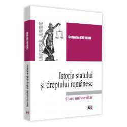Istoria statului si dreptul romanesc